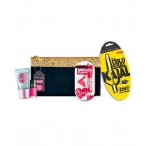 Makeup Essentials Kit Pink with Pouch
